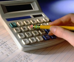 Calculator, Registered Tax Return Preparers | St. Louis, MO